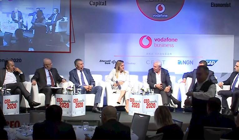 CEO Agenda 2020 Oturumu