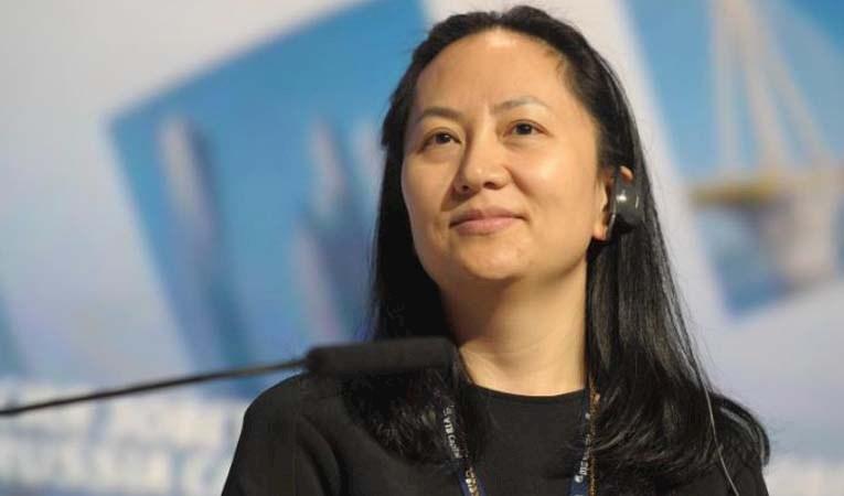 Huawei'nin yöneticisi serbest bırakıldı