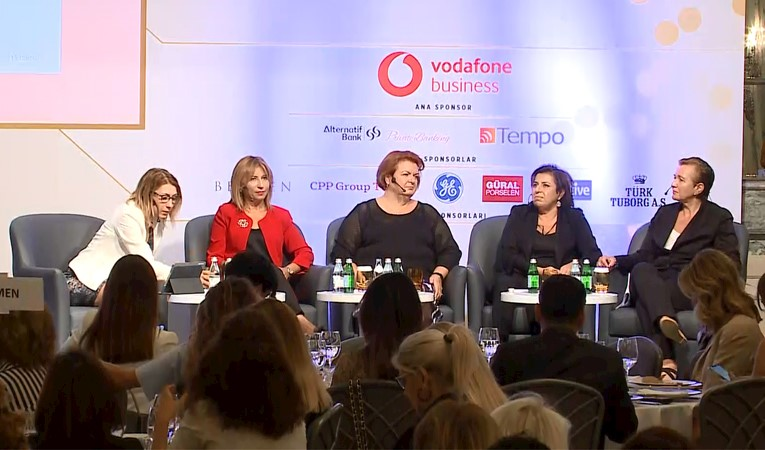 50 Güçlü Kadın CEO Zirvesi ve Ödül Töreni 1. bölüm