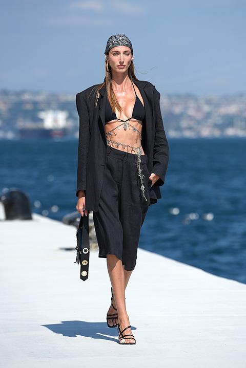 Mercedes-Benz Fashion Week 2020 Ceren Ocak Defilesi