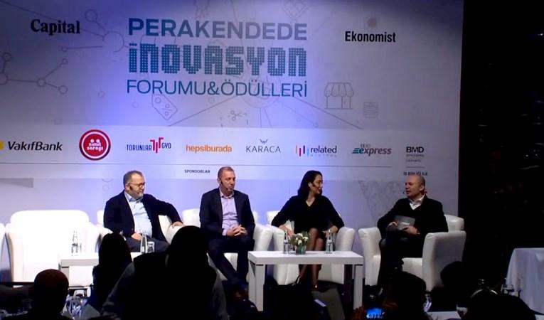 Perakendede İnovasyon Forumu ve Ödülleri 1. bölüm