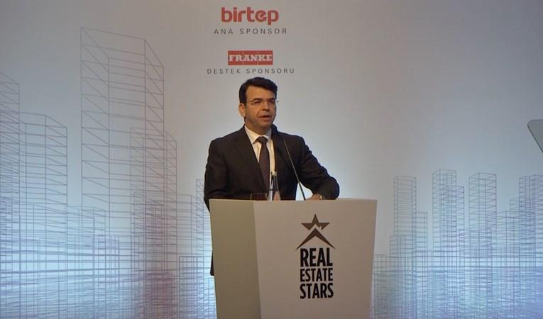 Türkiye'nin Gayrimenkul Liderleri Açılış Konuşmaları