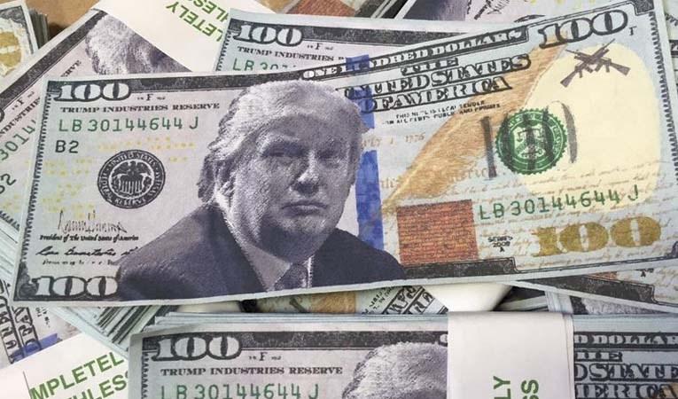 Trump tweet attı, dolar sıçradı
