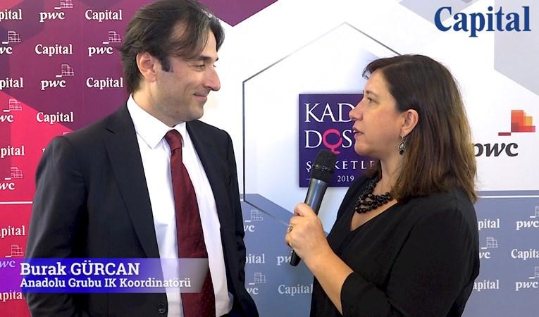 Burak Gürcan röportajı 1. kısım