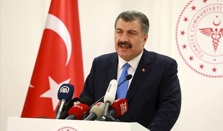 Bakan açıkladı: Türkiye'de ilk koronavirüs vakası