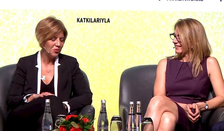 50 Güçlü Kadın CEO Zirvesi 'Liderler Oturumu'