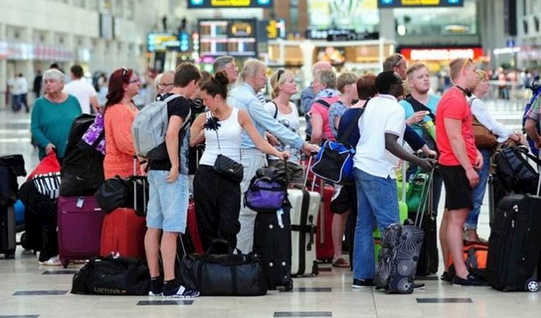 Turizm rekora doğru ilerliyor