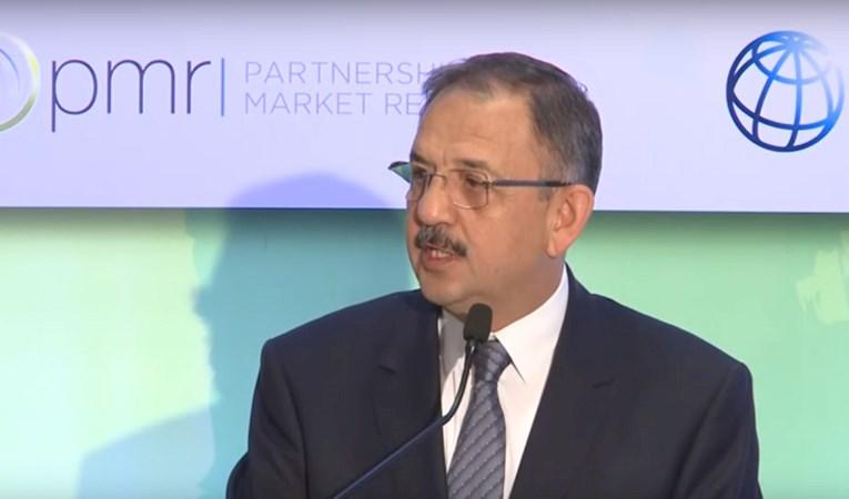 Mehmet Özhaseki'nin İklim Değişikliği Zirvesi konuşması
