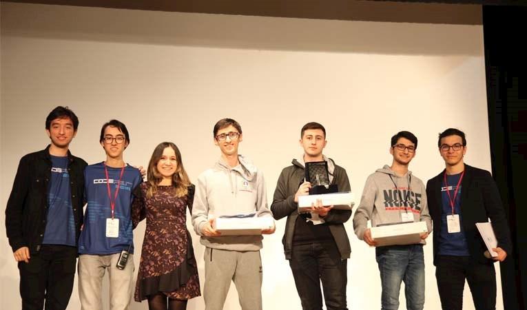 Liseliler kodlama yarışmasında buluştu