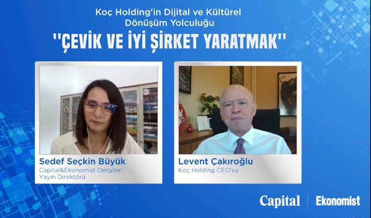 Koç Holding'in Dijital ve Kültürel Dönüşüm Yolculuğu