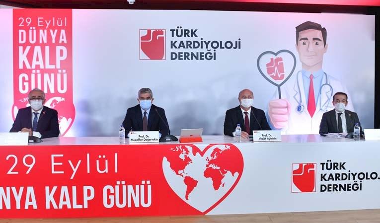 Türk Kardiyoloji Derneği'nden yeni kampanya