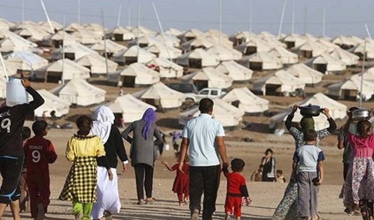 Suriyeli sığınmacılar için mesleki eğitim