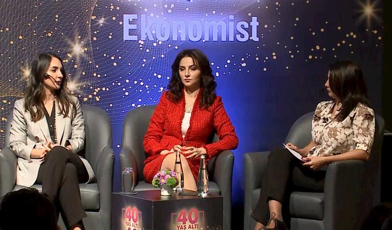 40 Yaş Altı 40 Güçlü CEO 'Kadın Liderler paneli