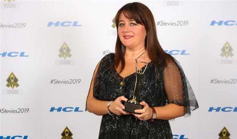 Türk iş kadınından büyük başarı