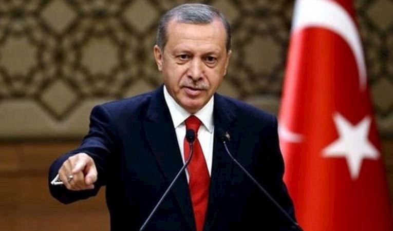Erdoğan'dan Merkez'e eleştiri