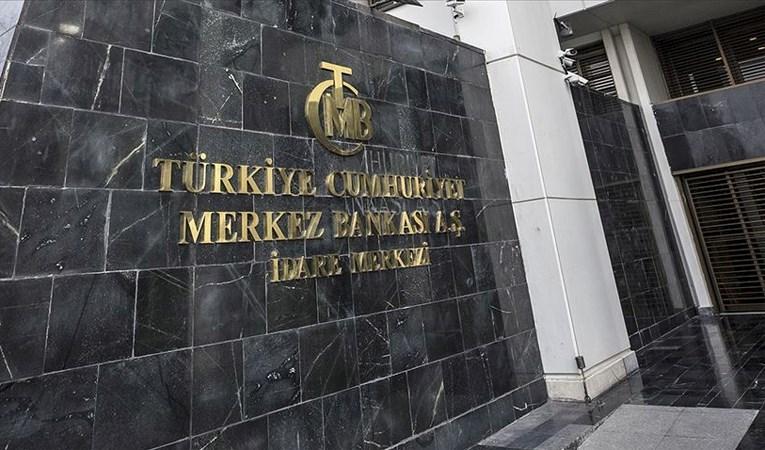 TCMB'NİN RESMİ REZERV VARLIKLARI MARTTA AZALDI