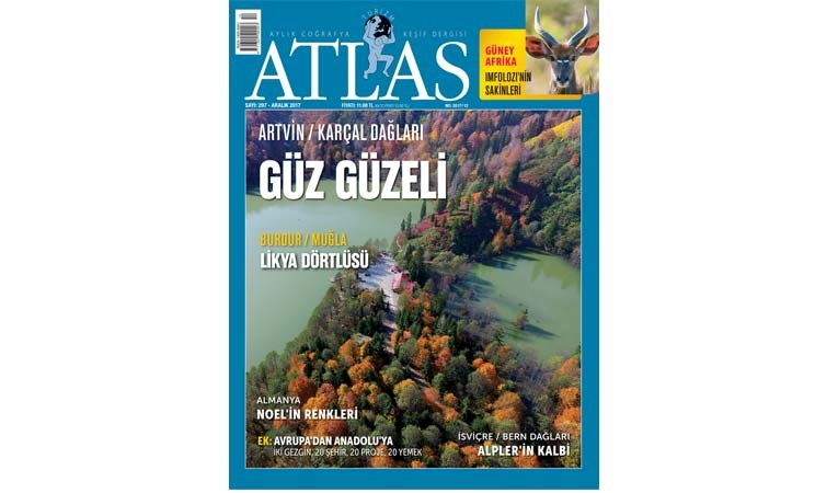 Atlas'tan okurlarına hediye