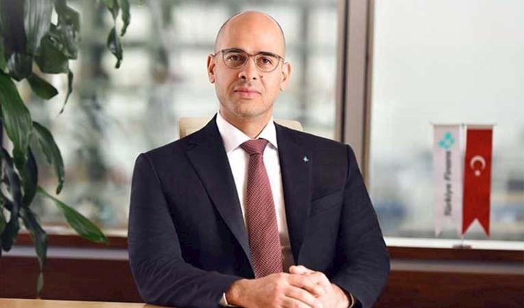 Türkiye Finans'ın başına yeni isim