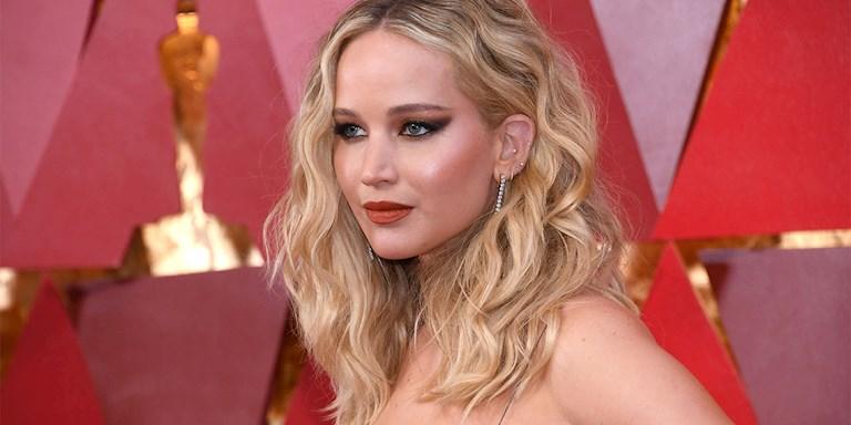 Jennifer Lawrence 'Don't Look Up ile Ekranlara Dönüyor