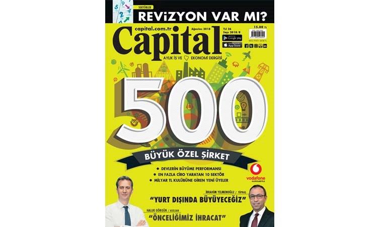 Capital500'de müthiş atılım!