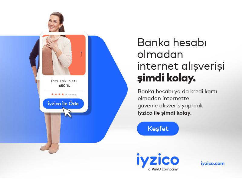 iyzico ile kartsız internet alışverişi periyodu başlıyor! 1
