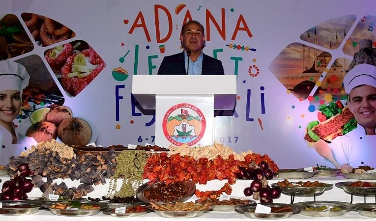 Gastronomi dünyası Adana'da buluştu