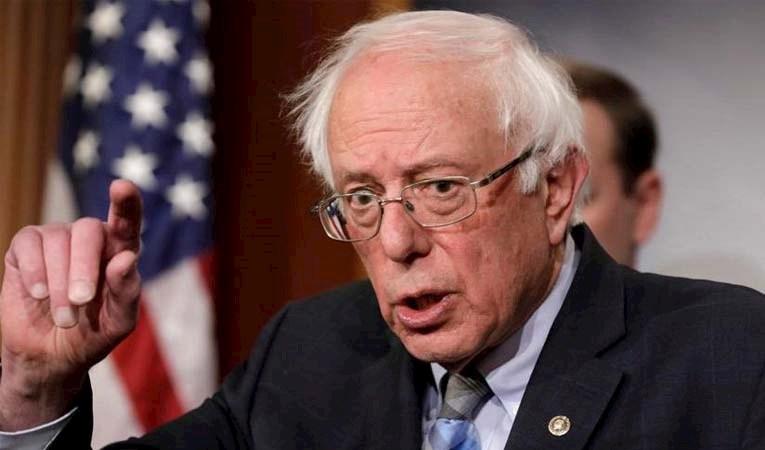 Sanders başkanlık yarışından çekildi