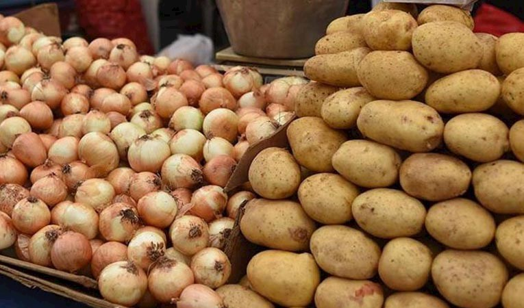 Patates ve soğan ihracatına kısıtlama