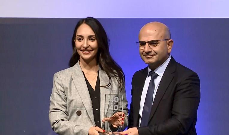 40 Yaş Altı 40 Güçlü CEO Ödül Töreni