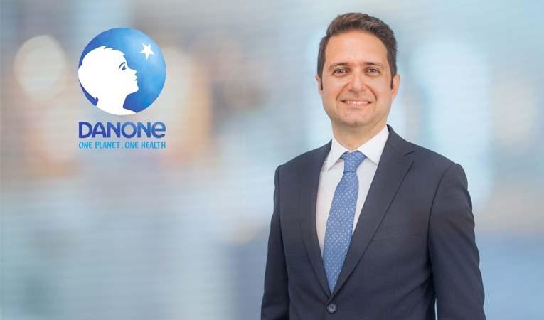 Danone'de yeni genel müdür