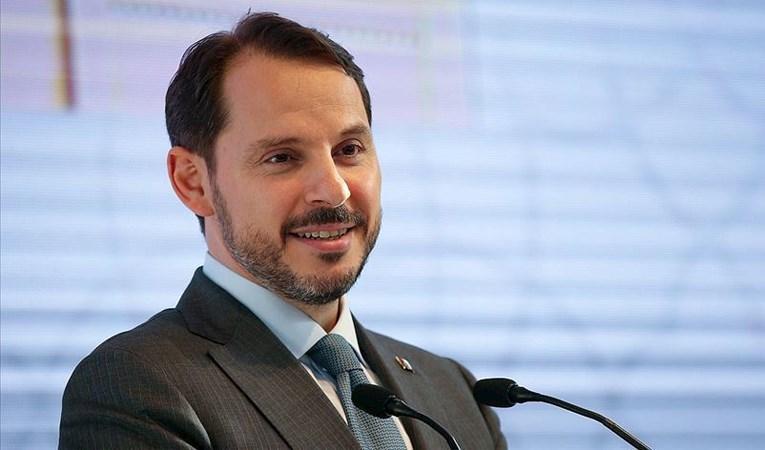 Bakan Albayrak: Salgın desteklerin ekonomik büyüklüğü 525 milyar lira