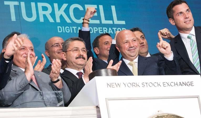 TURKCELL'DEN NEW YORK ÇIKARMASI