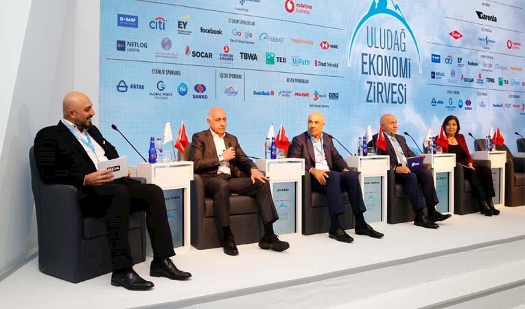 Yatırım liderleri Uludağ'da bir araya geldi