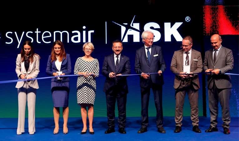İsveçli Systemair, Türkiye'de fabrika kurdu