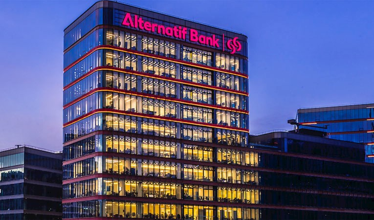 Alternatif Bank'tan ilk çeyrekte 40,3 milyon liralık kar