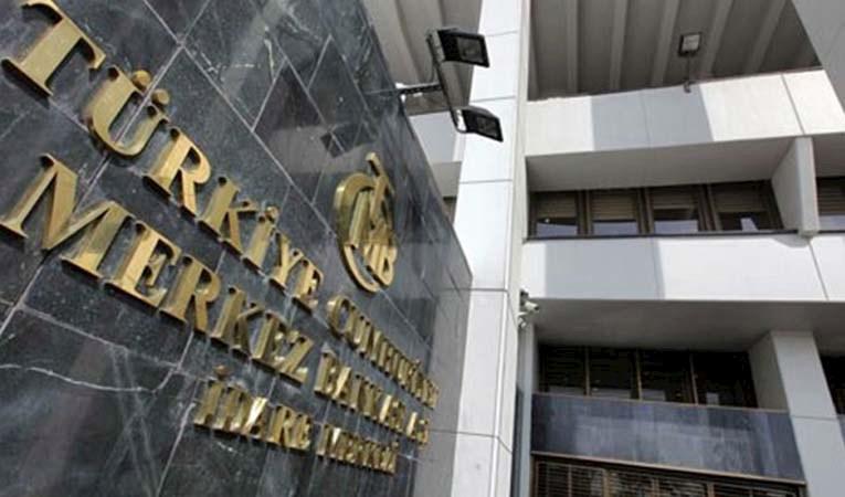 Merkez Bankası rezervleri 83 milyar 638 milyon dolar oldu