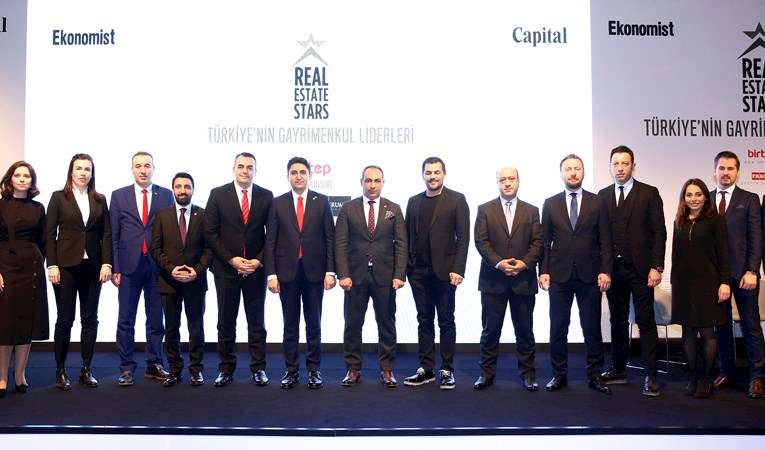 Real Estate Stars 2019 Ödülleri sahiplerini buldu