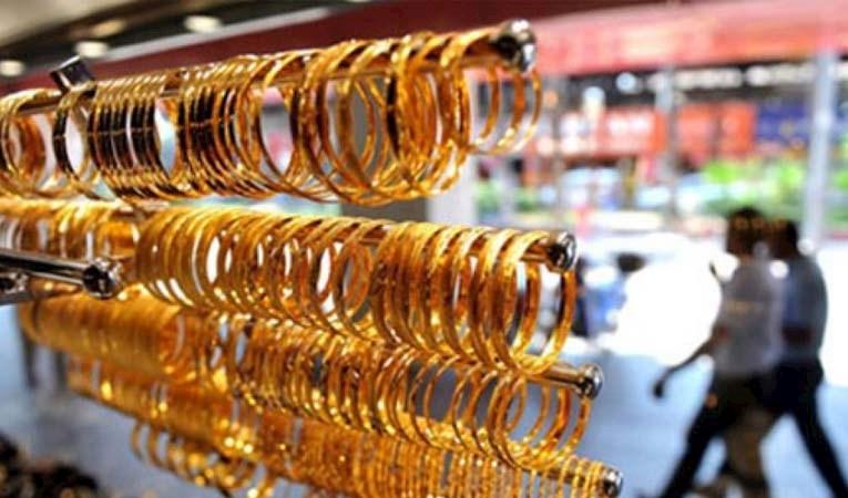 Gram altın 284 lira seviyelerinde