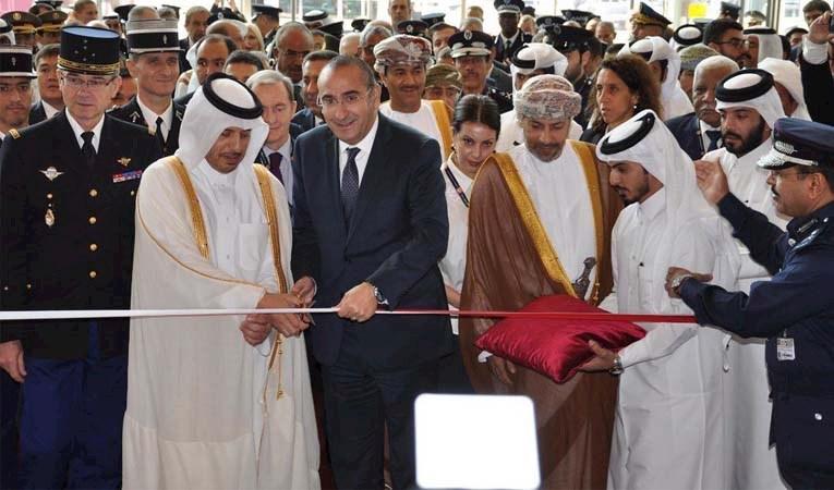 Normalleşme sürecinde Milipol Katar ilk adımı attı