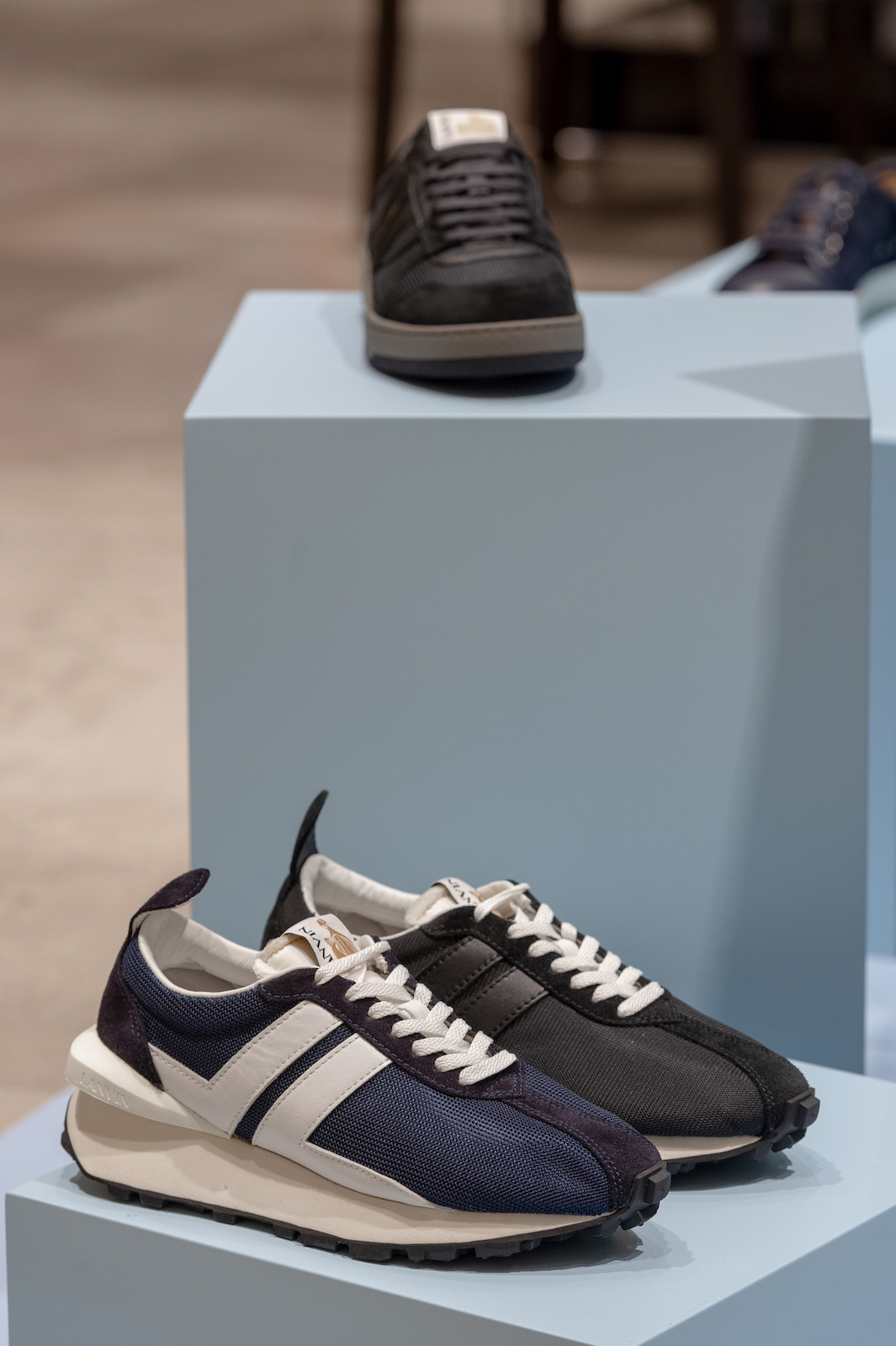 LANVIN SNEAKERS POP UP'I İLE BEYMEN ŞİDDETLİ CENTER'DA YERİNİ ALDI 2