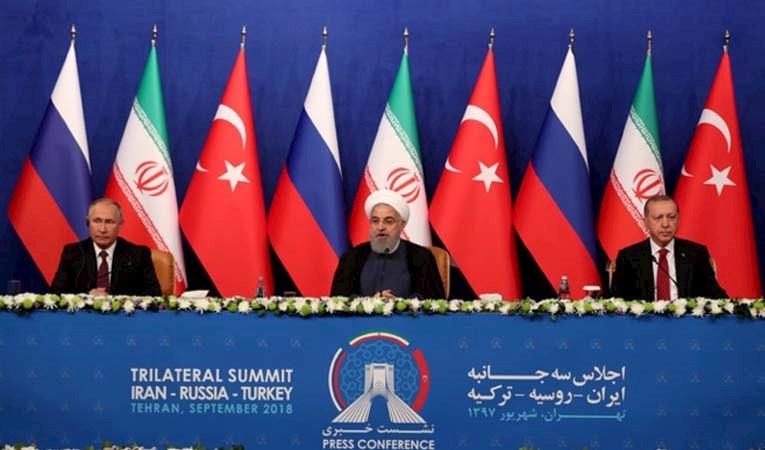 İran'da kritik zirve