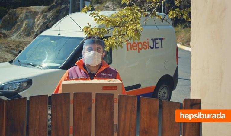 Hepsiburada'dan ihtiyaç sahiplerine gıda yardımı