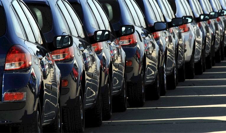 Avrupa otomotiv pazarı yüzde 7,7 daraldı