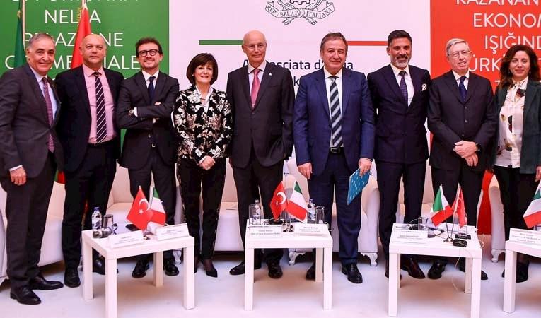 Türkiye ve İtalya iş dünyası güven tazeledi
