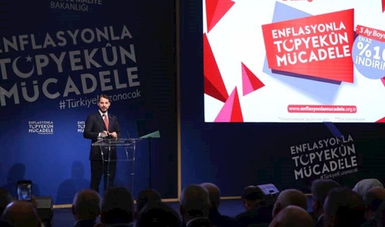 ALBAYRAK'TAN 'YENİ PAKET' AÇIKLAMASI