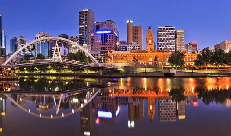 En yaşanabilir kent: Melbourne