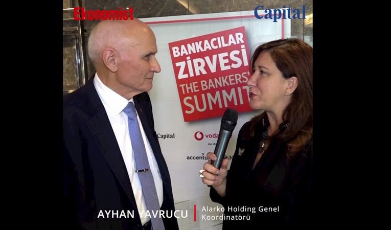 Alarko Holding Genel Koordinatörü Ayhan Yavrucu röportajı