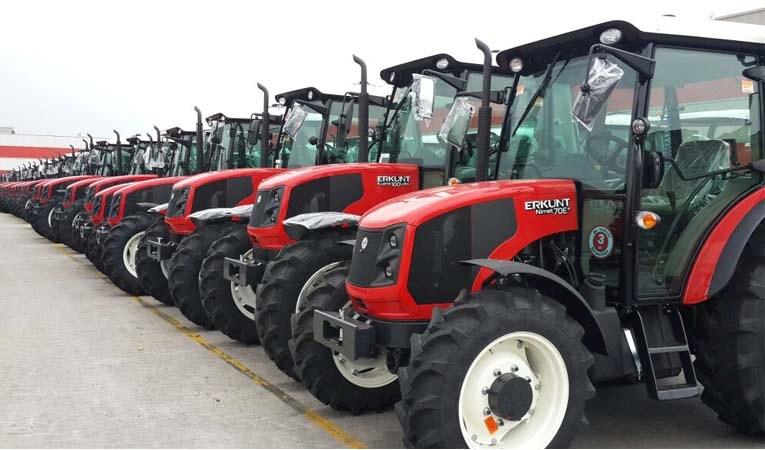 Hintli traktör devi, Erkunt'u da satın aldı