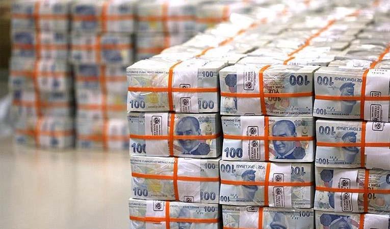 Hazine 3,1 milyar lira borçlandı