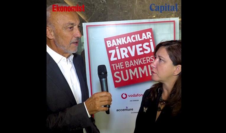 Ceo Club Bankacılar Zirvesi Akın Öngör ropörtajı 2. kısım